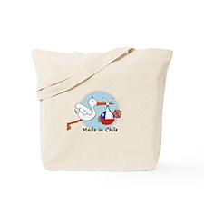 Stork Baby Chile Tote Bag
