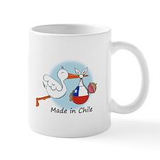 Stork Baby Chile Mug