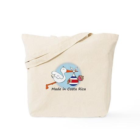 Stork Baby Costa Rica Tote Bag