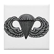 Jump wings Tile Coaster