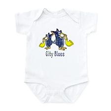 city blues blue heelers Body Suit