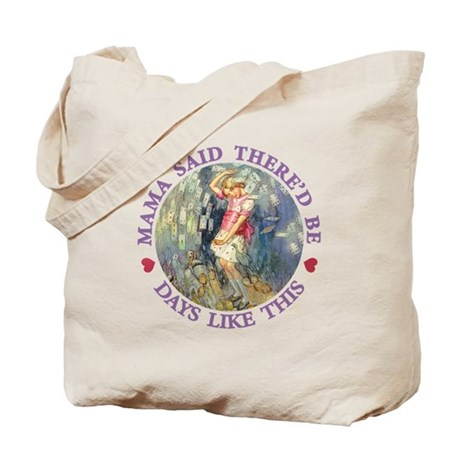 MAMA SAID Tote Bag