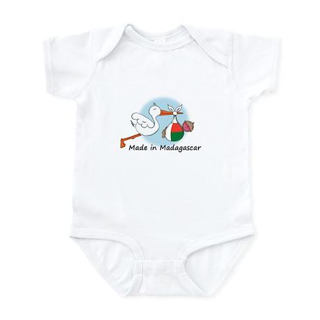 Stork Baby Madagascar Infant Bodysuit