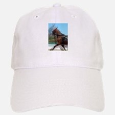 Harness Racing Gift Race Ready Baseball Baseball Cap