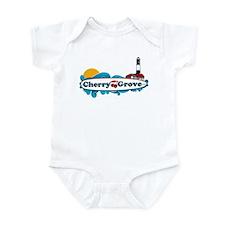 Cherry Grove - Fire Island Infant Bodysuit