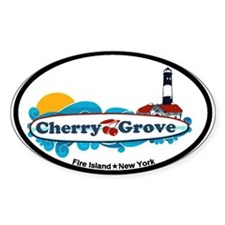 Cherry Grove - Fire Island Decal