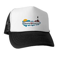Cherry Grove - Fire Island Trucker Hat