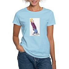 Eyeroll Jeremy Women's Light T-Shirt