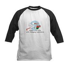 Stork Baby Madagascar USA Tee