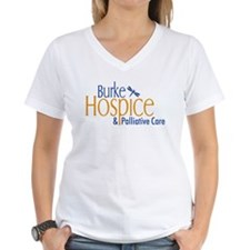 Burke Hospice White Shirt