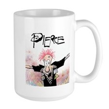 Pierce! Large Mug