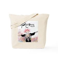 Pierce! Tote Bag