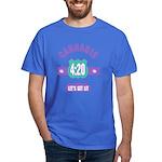 Cannabis 420 Dark T-Shirt
