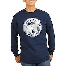 Polar Bear Club LOST Blue T