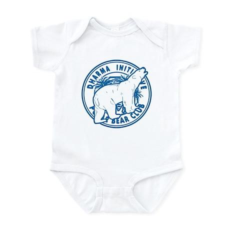 Polar Bear Club LOST Infant Bodysuit