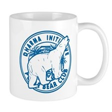 Polar Bear Club LOST Small Mug