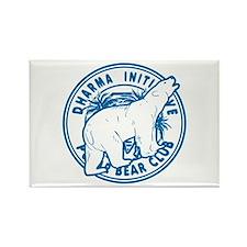 Polar Bear Club LOST Rectangle Magnet