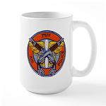 75th Air Police Large Mug