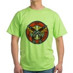 75th Air Police Green T-Shirt