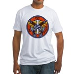 75th Air Police Fitted T-Shirt