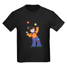 Kids Clown T-Shirt