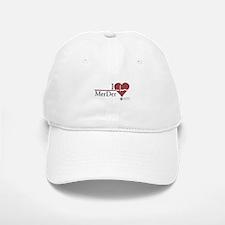 I Heart MerDer - Grey's Anatomy Baseball Baseball Cap