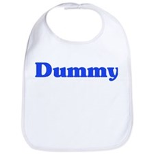 Cute Dummy Bib