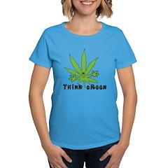 Marijuana Think Green Tee
