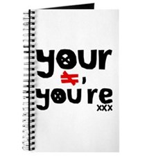 Your =/= You're Journal