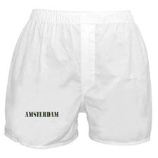 AMSTERDAM Boxer Shorts