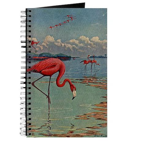 Flamingo Art Journal