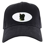 Cochin: Black Hen Black Cap
