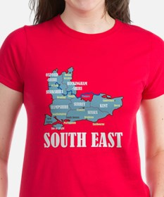 South East Map Tee
