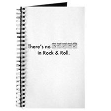 There's No Decaf in Rock & Roll Journal
