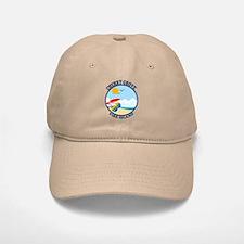 Cherry Grove - Beach Design Baseball Baseball Cap