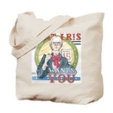 Aunt IRiS Wants You Tote Bag