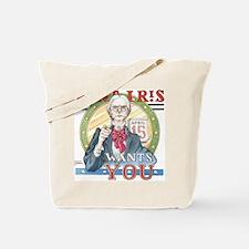Aunt IRiS Wants You Tote Bag