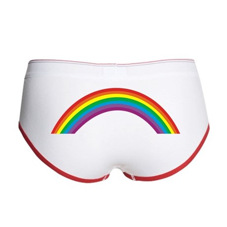 Rainbow Women's Boy Brief
