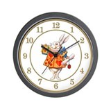 Alice in wonderland Basic Clocks