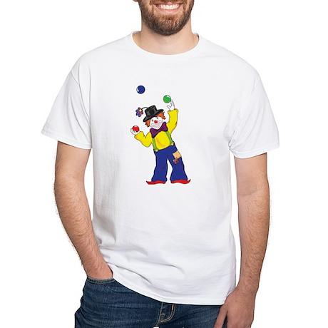Adult Clown T-shirt