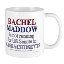 Maddow for Senate Mug