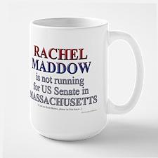 Maddow for Senate Large Mug