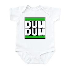 Big dummy Infant Bodysuit