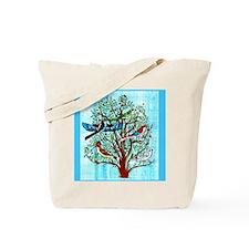 Egyptian Tree of Life Tote Bag