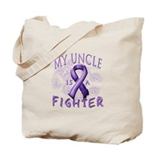 My Uncle Is A Fighter Tote Bag