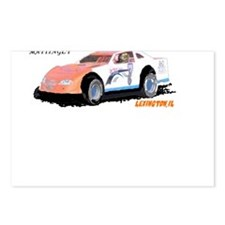 Unique Chevy Postcards (Package of 8)