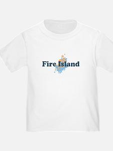 Fire Island - Seashells Design T