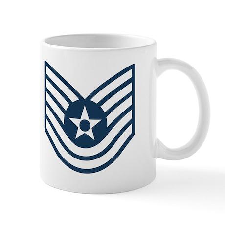 Technical Sergeant 11 Ounce Mug