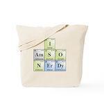I Am So Nerdy Tote Bag