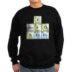 I Am So Nerdy Sweatshirt (dark)
